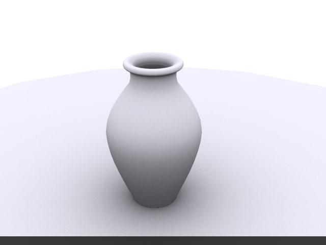 free max model vase