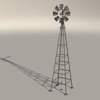 3dsmax windmill