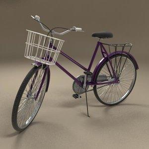 3dsmax bicycle