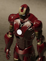 Iron Man Mark 3 Suite