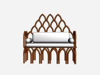 3d 3ds gothic arnolfo di cambio