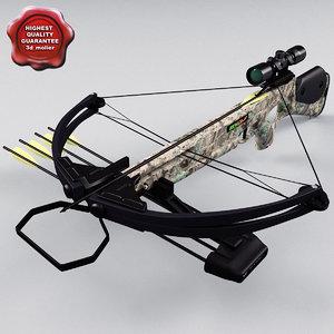 3ds crossbow v2
