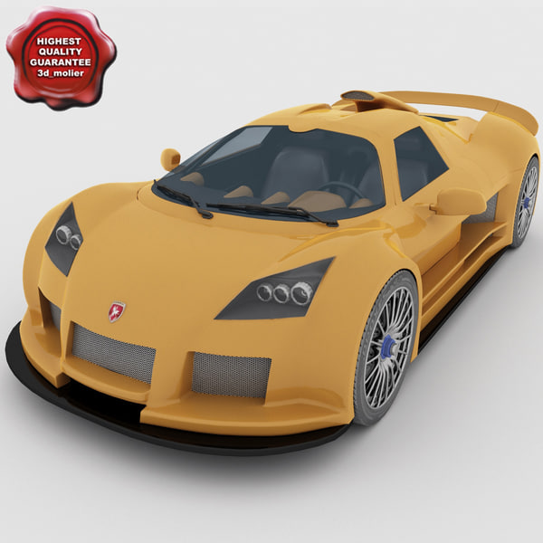 3d model of modelled 2010