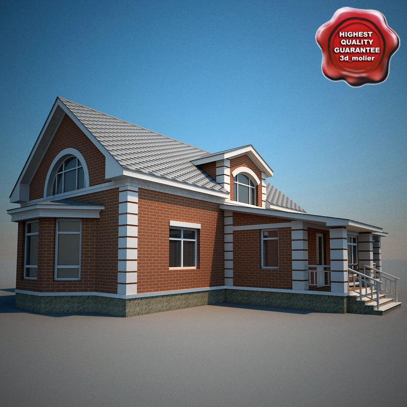 3d house 12