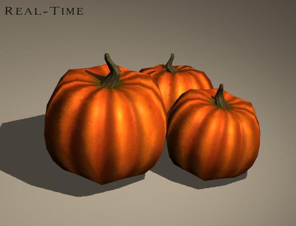 pumpkin 3ds