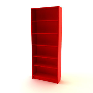 3ds ikea billy bookcase