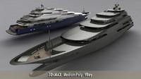 Mega Yacht 140m