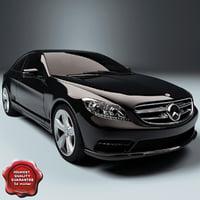 Mercedes-Benz CL Class 2010