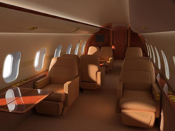obj jet single seat