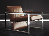 max minotti atlan loungechair