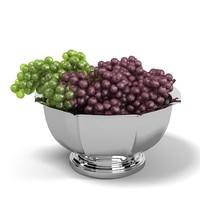 garapes bowl fruits fruit