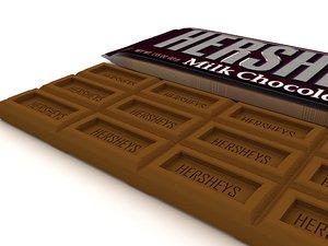 hershey bar max free