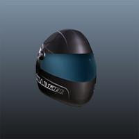 3d helmet