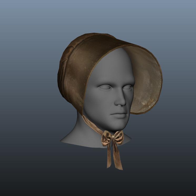 maya quaker hat