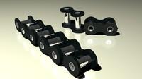 chain 3d model