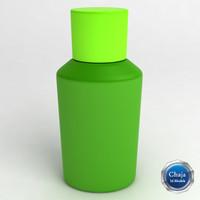 3d model shampoo