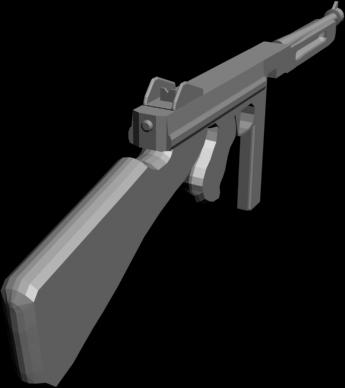 thompson second world 3d model