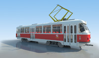 Tram Tatra T3 - NOW IN SALE !!!