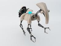 3d robot tt320