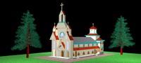 free max model church hall