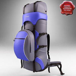 c4d large travel backpack