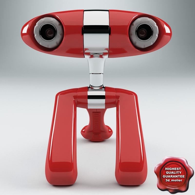 3d minoru webcam model