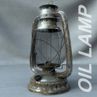 oil lamp 3ds