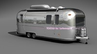 3d airstream model