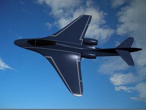 free max model jet