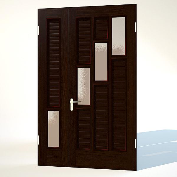 free 3ds model details interior modelled