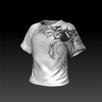 graydation design tee
