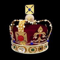crown 3d 3ds