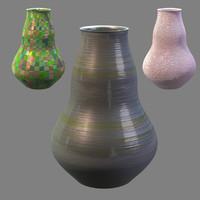 3d model vase 5 boutique