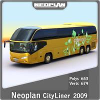 maya 2009 neoplan city liner