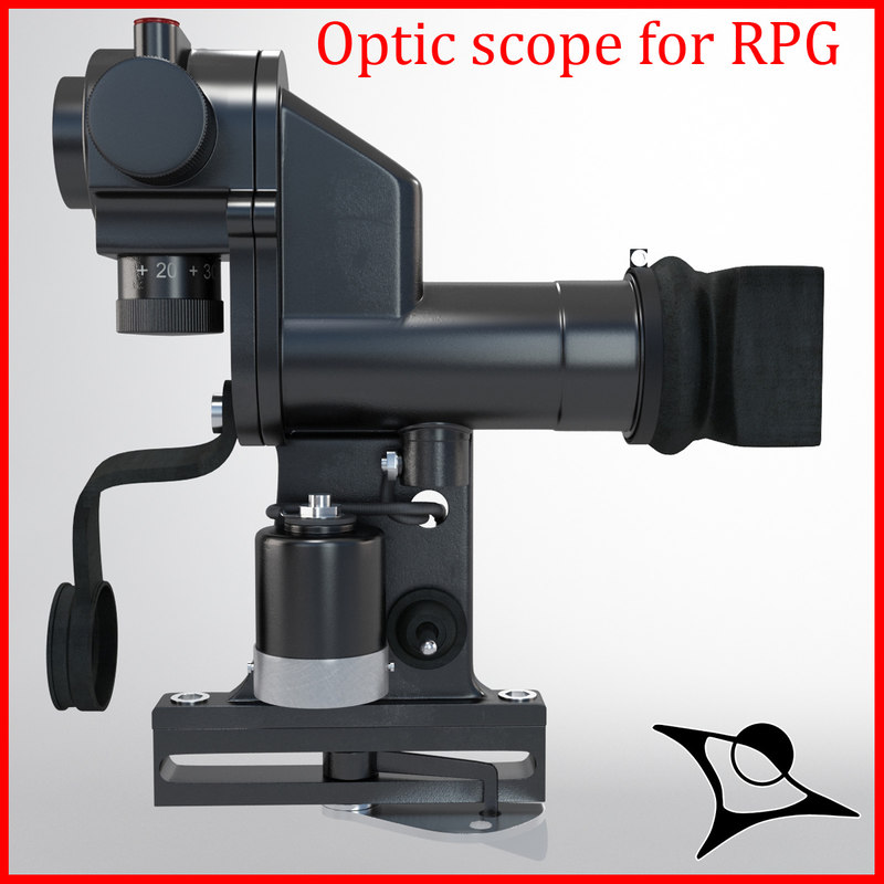 maya optical sight rpg