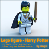 Lego character - Harry Potter