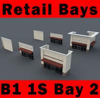 building b1 1s 1-story 3d model