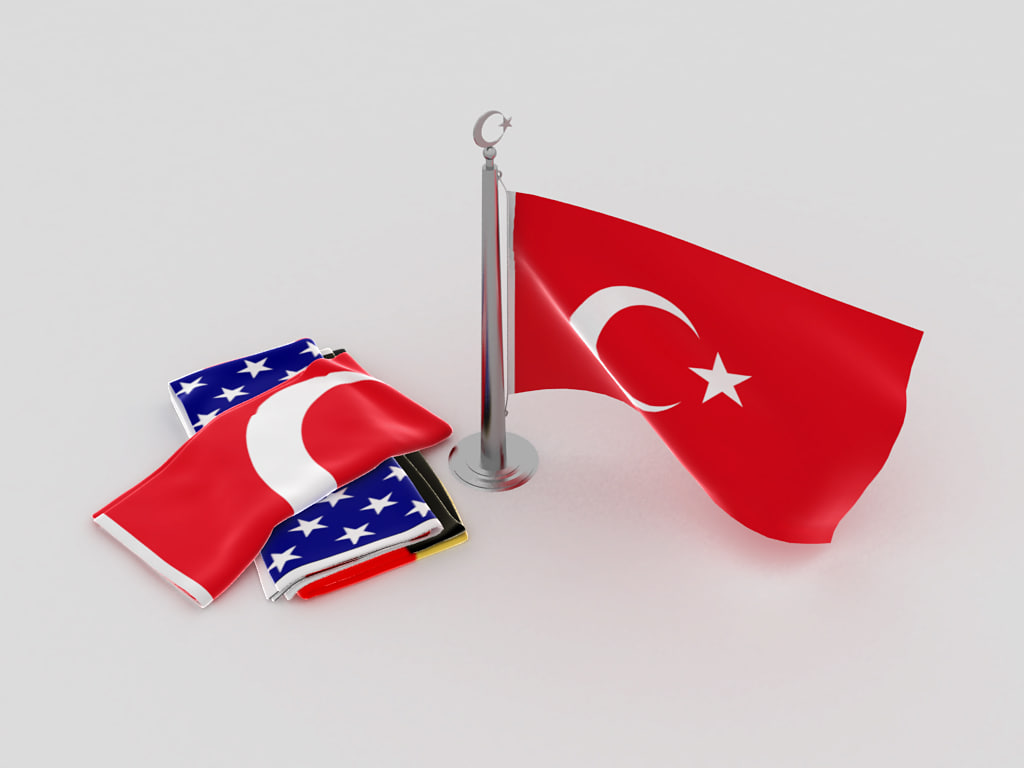 3ds max flag
