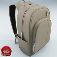 backpack ogio flux 3d 3ds