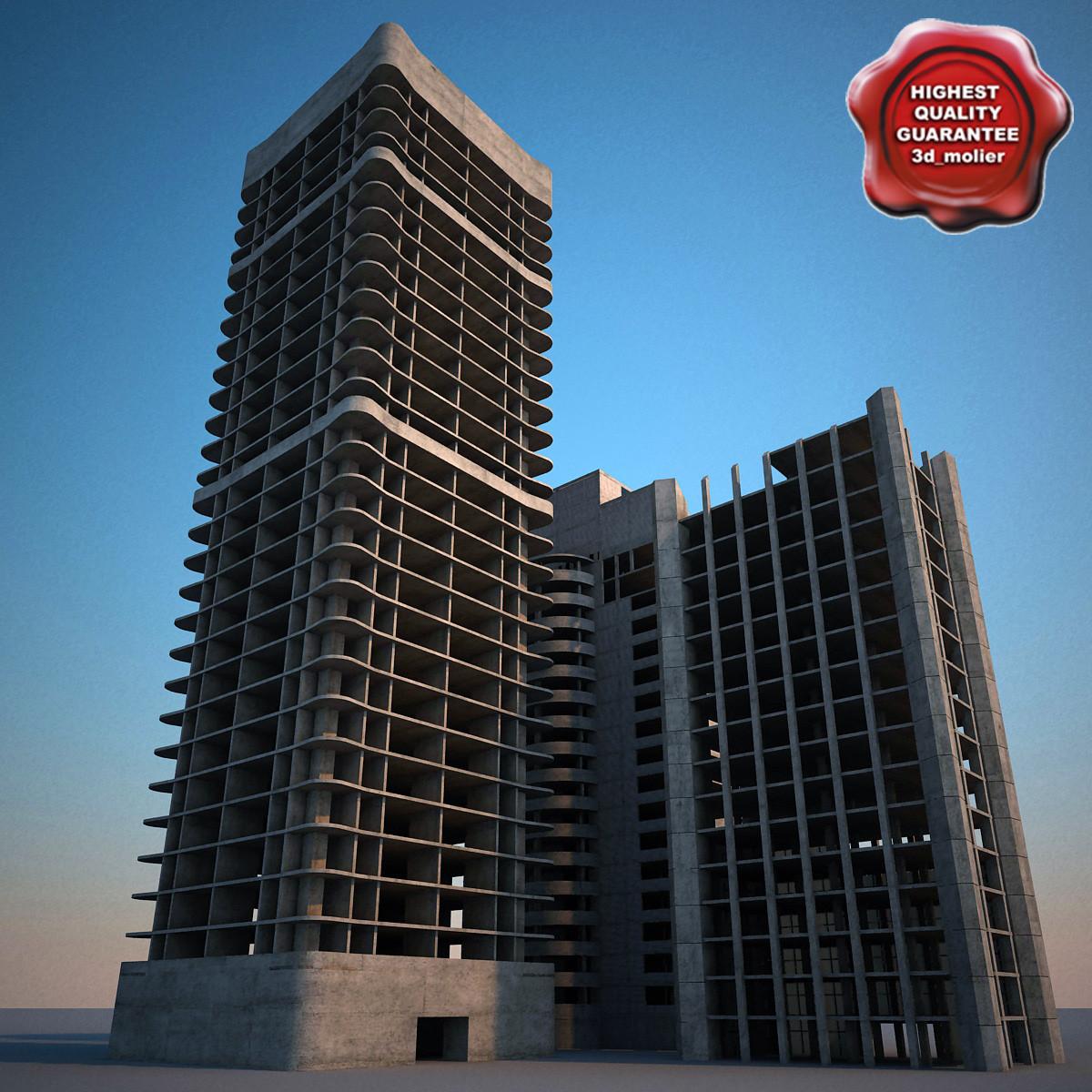 3dsmax building constructions
