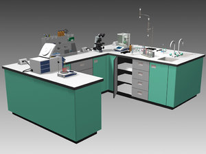 equipped laboratory forensics lab max