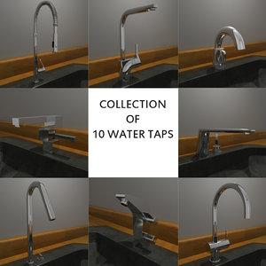 water taps max