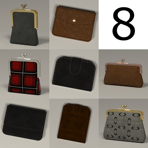obj purses wallets