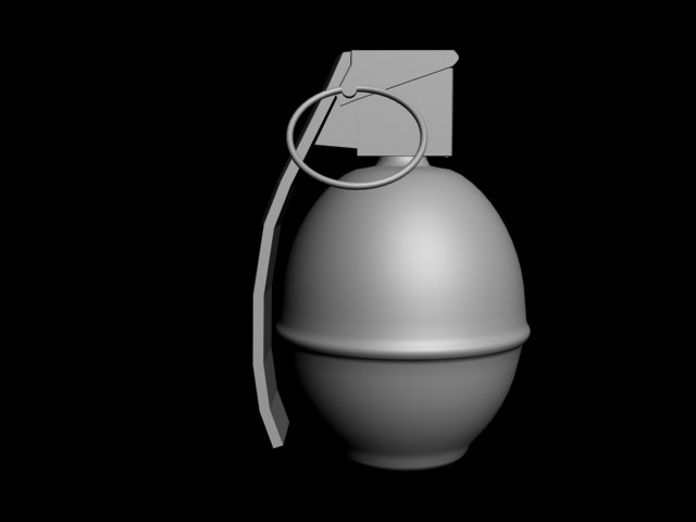 hand grenade max