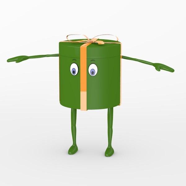 maya gift character