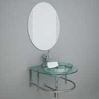 Inter ceramic ICG 9007 wash-basin