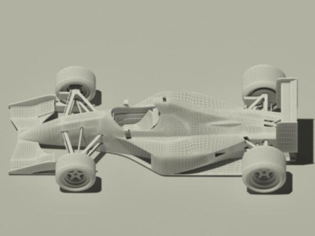 max jordan 191 formula 1