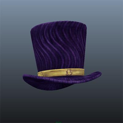 maya mad hatter hat