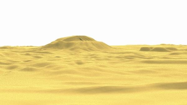 desert 3d max