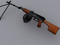 machinegun rpk 3ds